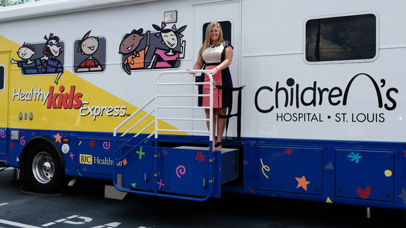 UMSL and St. Louis Children's Hospital collaborate to place nurses in five area charter schools