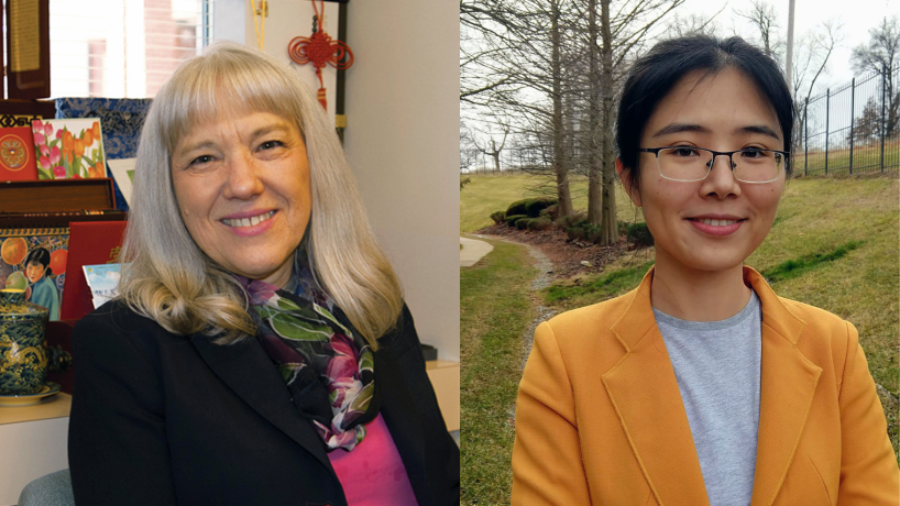 Anne Fish, Fan Li examine experiences of volunteer providers at pandemic's epicenter