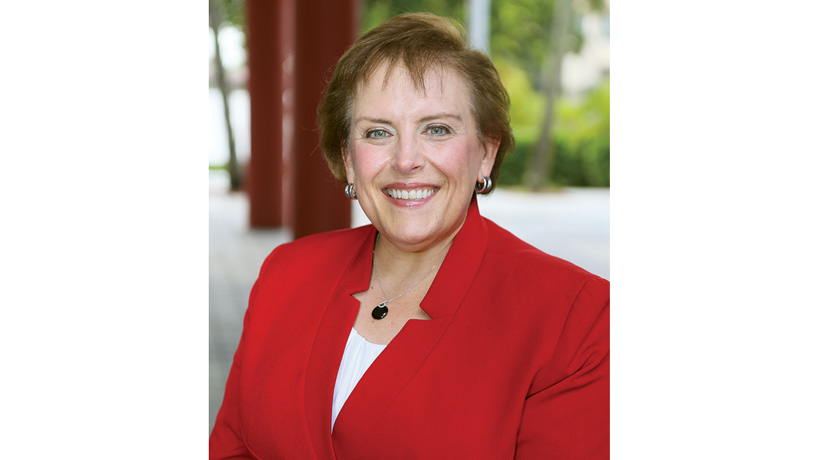 Joan Phillips named new dean of UMSL's College of Business Administration