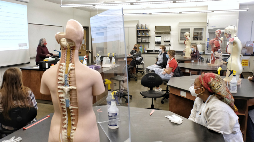 Eye on UMSL: Lessons in the lab