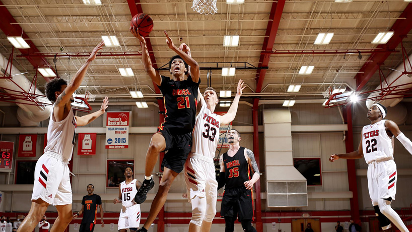 UMSL basketball teams in the hunt as they begin GLVC stretch run