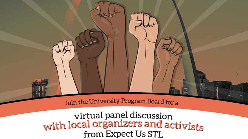Expect Us talks activism and racial injustice during digital panel