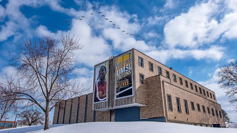 Eye on UMSL: Snow birds