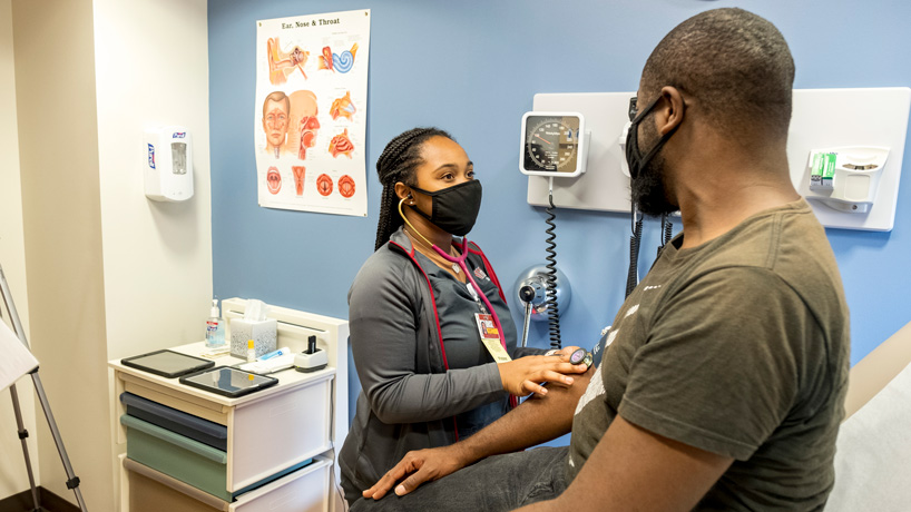 UMSL, Lewis and Clark nursing agreement