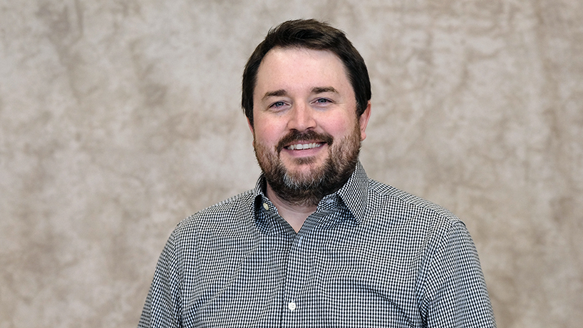 Assistant Professor of Biology Lon Chubiz wins prestigious NSF CAREER award