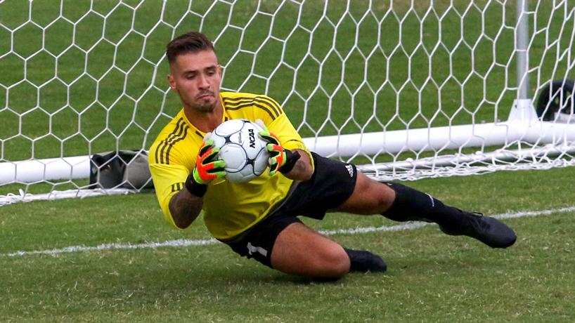 Goalkeeper Anton Mukhin informs, encourages with 'Operation Exercise' podcast