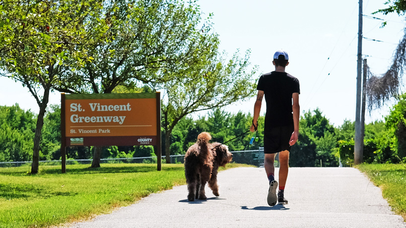 UMSL featured in Great Rivers Greenway's Partner Spotlight