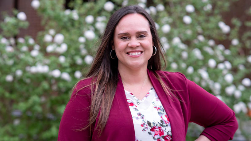 MSW graduate JoAnna Watts moves from business world to run new CASA branch