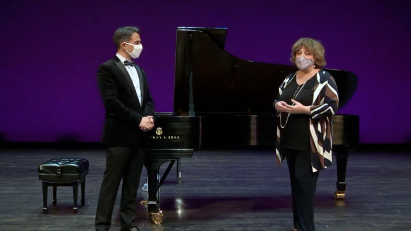Music of Latin America makes cultural connections during UMSL's Piano Studio livestreamed concert