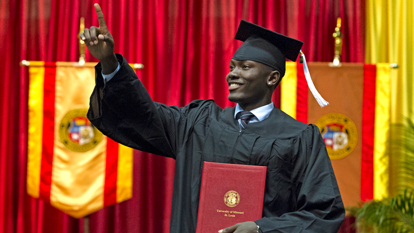 UMSL holding virtual commencement ceremonies for more than 1,800 graduates on May 15
