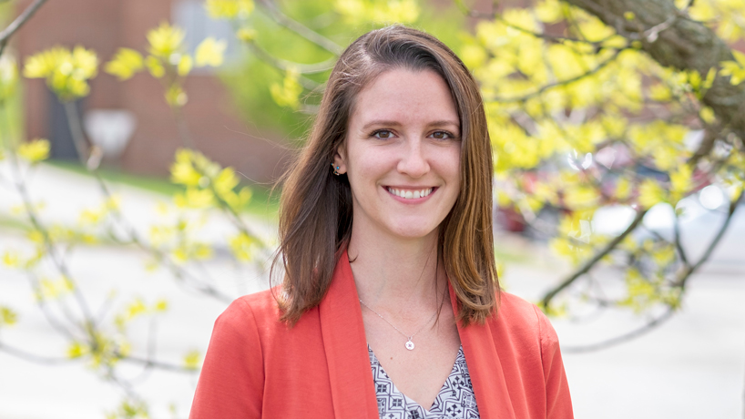 Nikki Hurless wins ACES scholarship for counseling PhD research