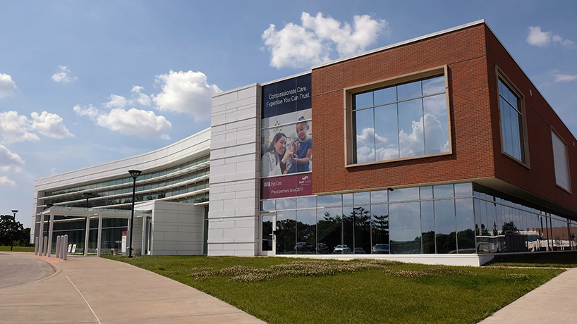 Recently opened SSM Health Express Clinic serves community from UMSL Patient Care Center