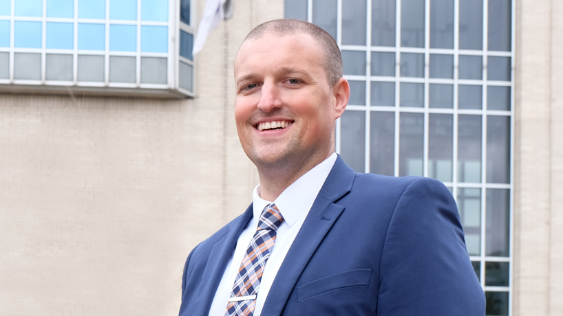 Alumnus Will Werner hired to lead UMSL's National Security and Community Policy Collaborative