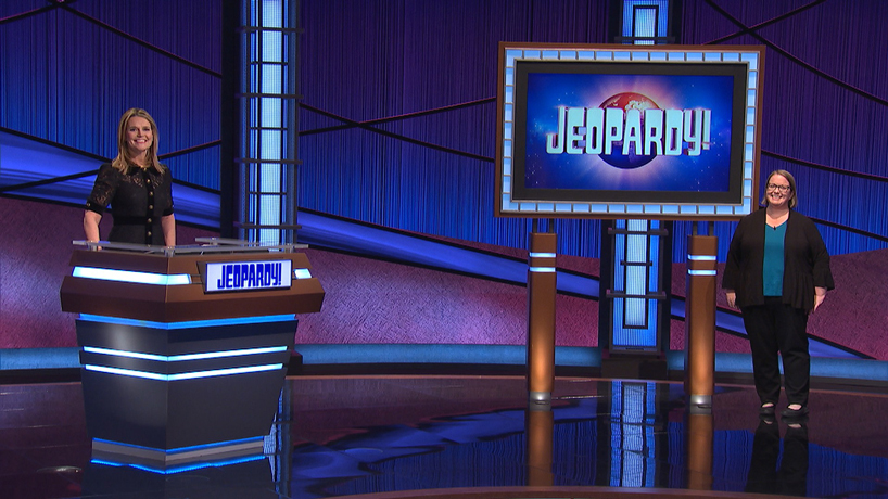 Education and English alumna Sandy Olive wins big on 'Jeopardy!'