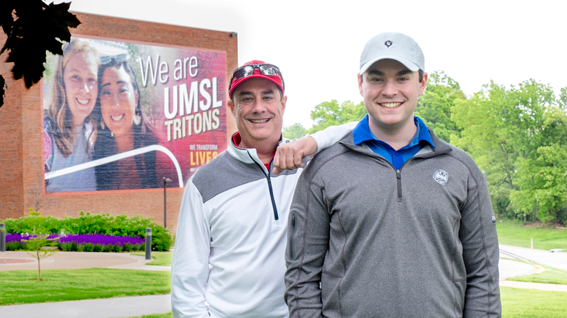 Eye on UMSL: Family ties