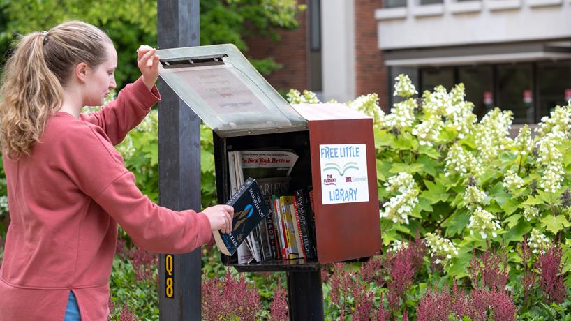 Eye on UMSL: Summer reading