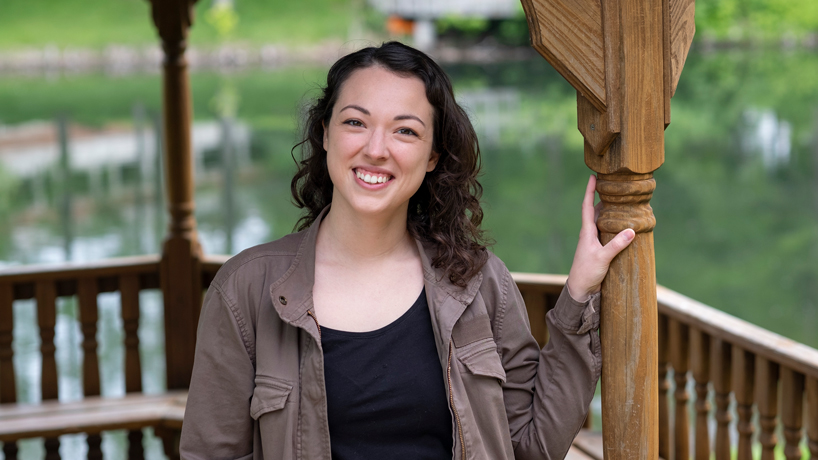 August graduate Gabriela Hernandez takes indirect path to biology degree, has plans for PhD