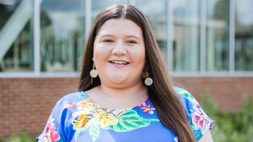 New Student Organizations Coordinator Michaela Wells committed to fostering community among UMSL students