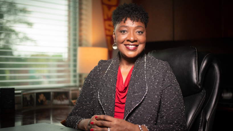 Natissia Small taking on expanded role as UMSL's vice provost for access, academic support and workforce integration