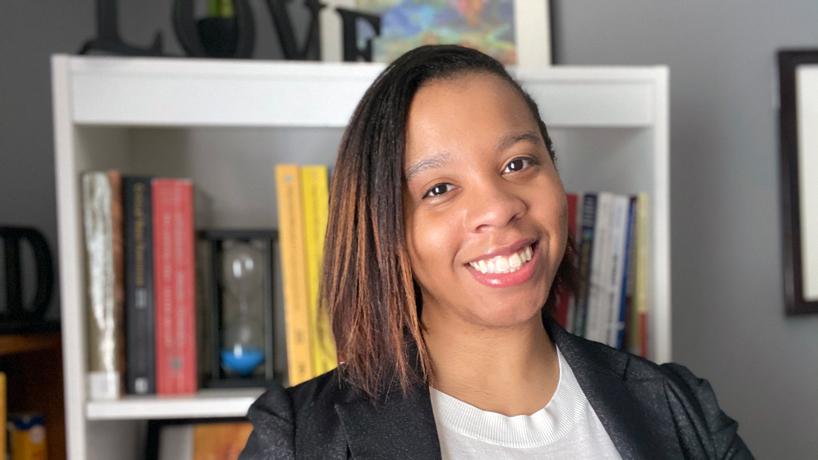 Counseling PhD student Zori Paul wins minority fellowship award