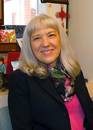 UMSL Professor of Nursing Anne Fish