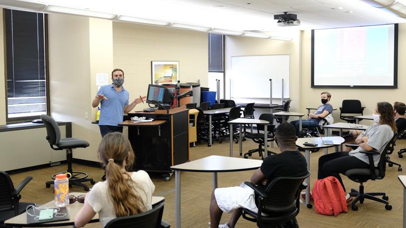 Ryan Krull Classroom