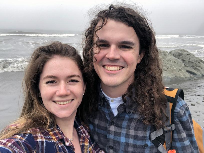 Patrick and Liza Stifter