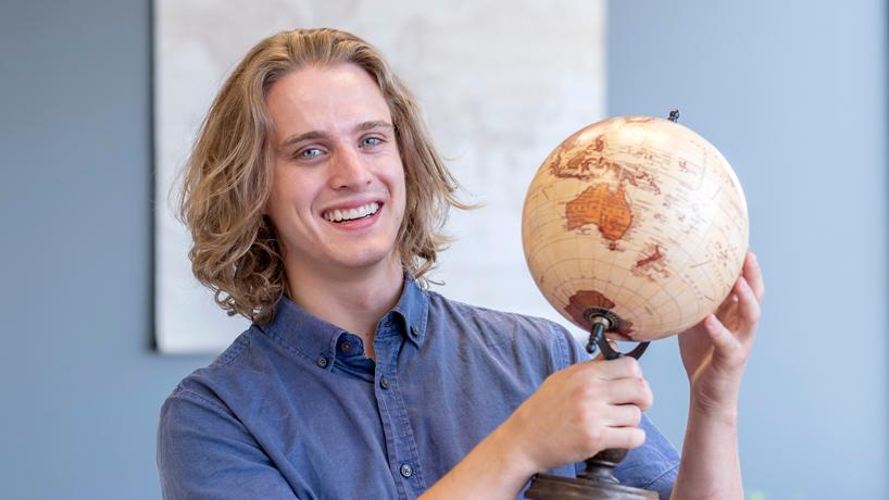 Education alumnus William Pryor awarded Fulbright English Teaching Assistantship in Taiwan