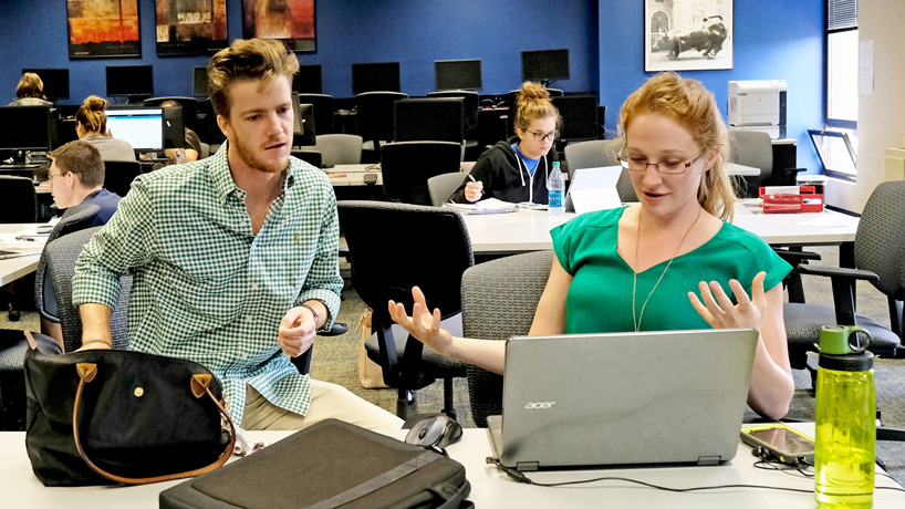 UMSL launches new bachelor's degree program in data science and analysis
