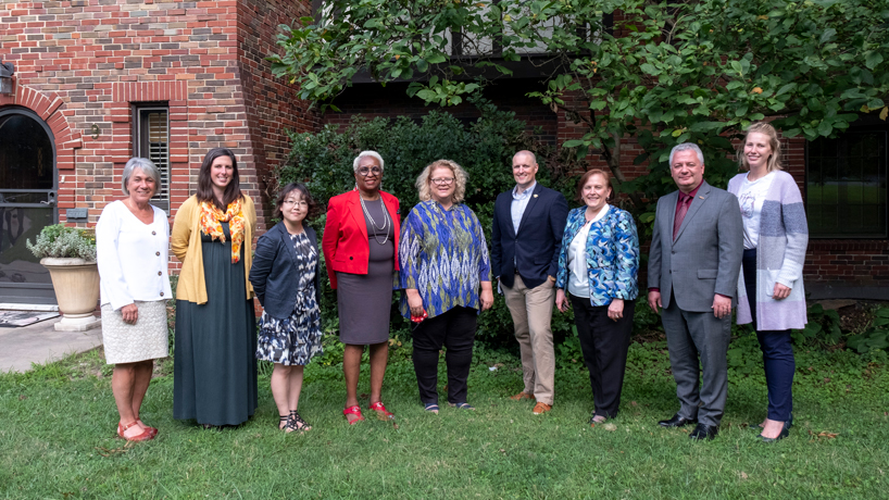 UMSL welcomes new faculty members for the fall semester