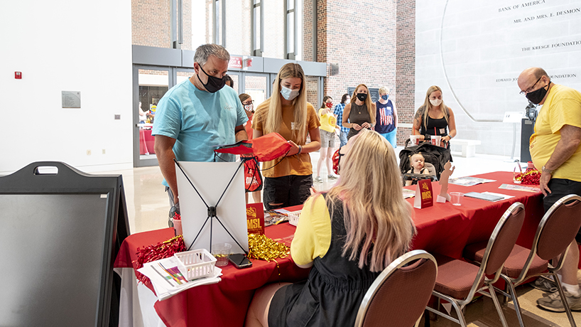 UMSL Summer Preview Day kicks off recruiting for spring semester, return to in-person events
