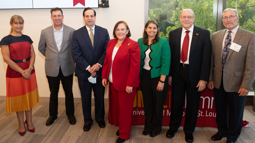 UMSL honors 5 alumni with 2021 Salute to Business Achievement Awards