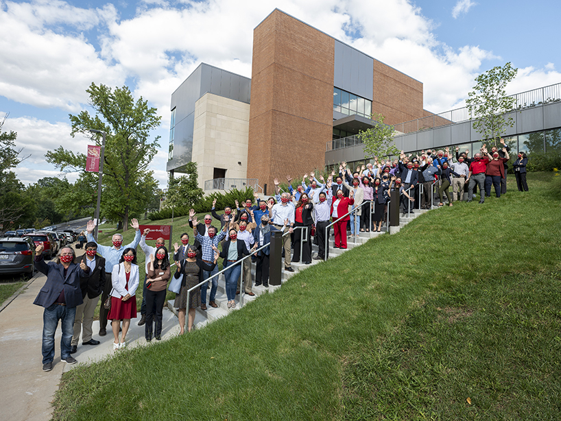 College of Business Administration faculty and staff
