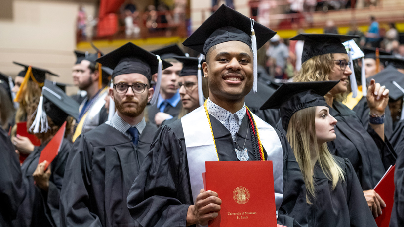 UMSL remains on the rise in latest US News 'Best Colleges' rankings