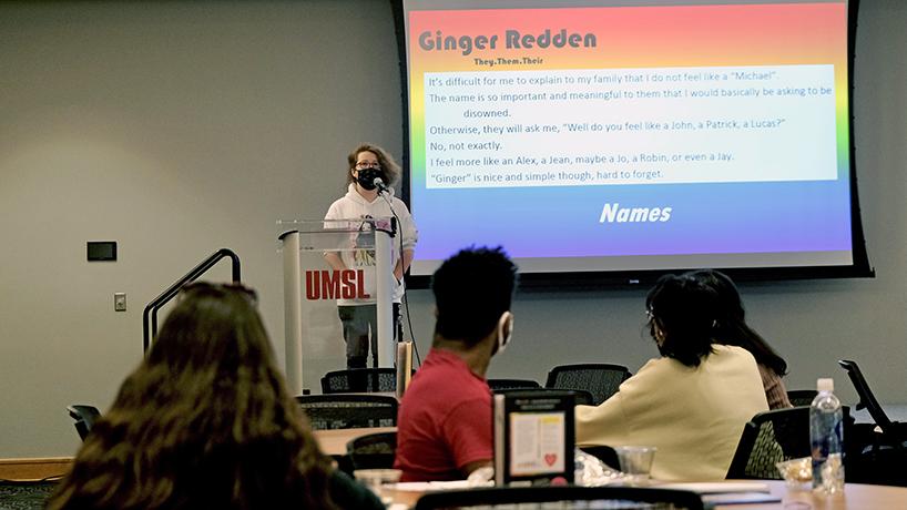 Ginger Redden