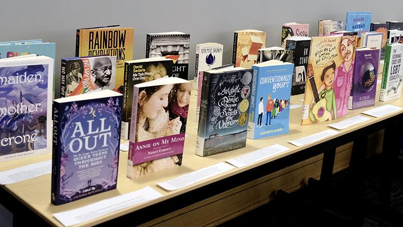 LGBTQ+ literature