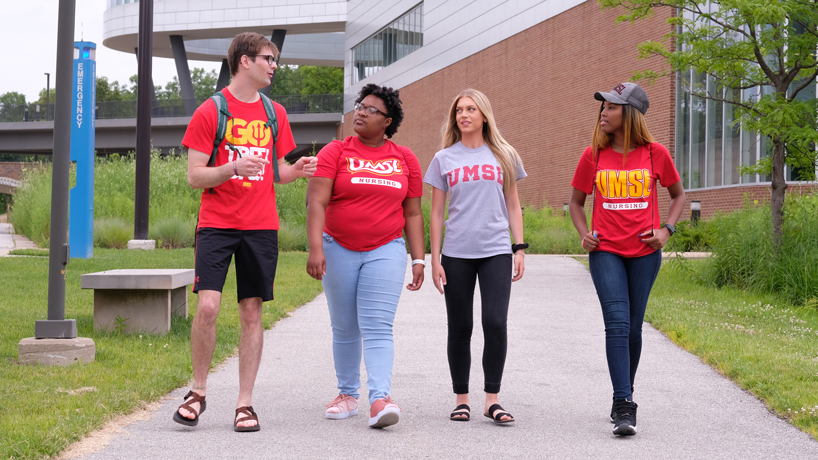 UMSL's new Close the Gap Grant will assist low-income students in earning their degrees