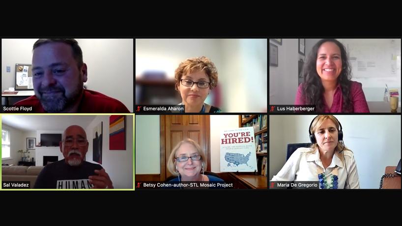 St. Louis Hispanic Workforce Panel